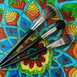 Set of Sephora Face Brushes